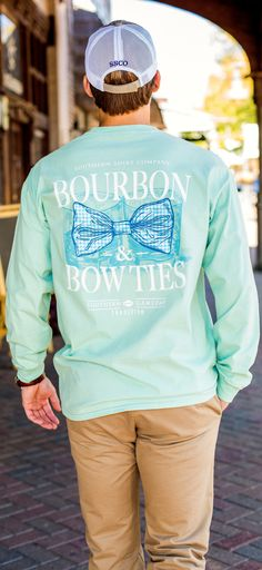 A winter favorite: Bourbon & Bow ties for his everyday winter street style. #DearSouthernShirt #SouthernShirt