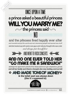One Upon A Time Quote. This is just veeeeery funy :-) #quote, #princess