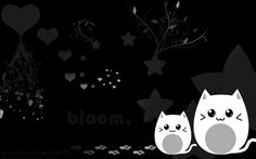 black and white pictures | Cute black and white wallpaper pictures 1