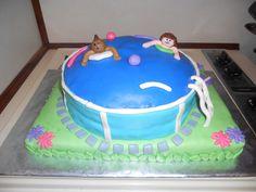 Marissa's b-day cake