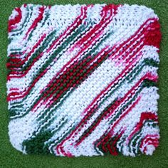Hey, I found this really awesome Etsy listing at https://www.etsy.com/listing/63009521/christmas-variegated-handknit-cotton