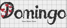 Bom dia queridas amigas ,tenho criado várias gráficos de semaninha,                                                                         ...