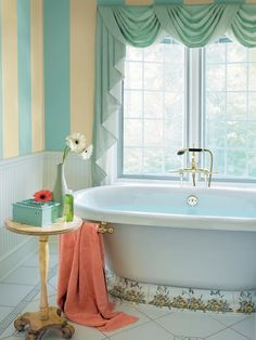 All About The Different Types of Paint: Satin paint has a silky, pearl-like finish that is stain-resistant. It creates a protective shell that resists moisture and mildew so it works well in kitchens, bathrooms, and high-traffic areas like hallways and mudrooms.   From DIYnetwork.com