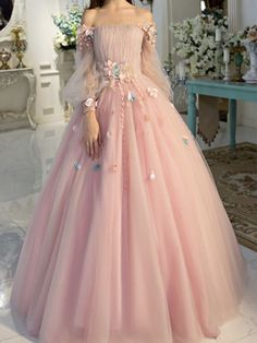 Long Sleeve Evening Dresses, Prom Dresses Long With Sleeves, Formal Evening Dresses, Dress Long, Evening Gowns, Long Dresses, Dress Formal, Afternoon Dresses, Strapless Party Dress