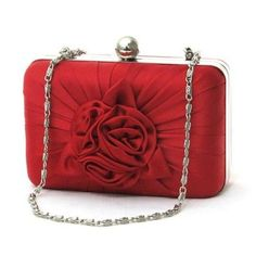 Purse Style 6009 in Red
