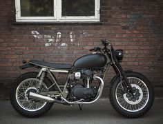 Wrenchmonkees Kawasaki W800 custom ~ Return of the Cafe Racers