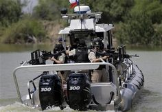 Patrolling the Rio Grande - Texas DPS and Parks and Wildlife  #headsets #setcom #TexasDPS #marine http://setcomcorp.com/marine-integrated-seat-communications.html