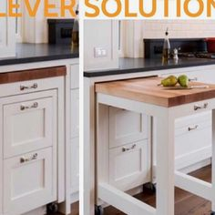 Talk to your clients about kitchen design solutions for working in a small kitch. Kitchen Decor, Kitchen Cupboard Designs, Tiny House Kitchen, Kitch Design, Home Kitchens, Small Kitchen Island, Kitchen Remodel Small, Kitchen Design, Kitchen Remodel