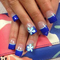 48 New Ideas For French Pedicure Ideas Summer Flower Nails Summer Toe Nails, Beach Nails, Shellac Pedicure, Manicure And Pedicure, Pedicure Designs, Pedicure Ideas, Yellow Toe Nails, Tropical Nail Designs, Solar Nails