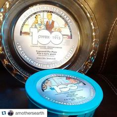 #Repost @amothersearth ・・・ #madeinusa goodies of the day! I LOVE me some Pyrex! @usalovelist @pyrexhome