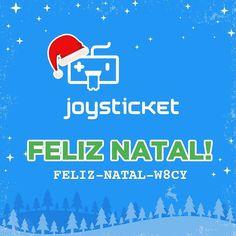 A Equipe Joysticket deseja a todos um #FelizNatal !