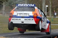 Lancia Delta Integrale Rally #RallyLegend #LanciaDelta #LanciaDeltaIntegrale #Deltone #RallyCar #AutoItaliane @GTClassic
