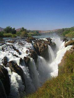 EPUPA FALLS NAMIBIA-ANGOLA