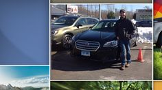 Dear Lawrence Blees   A heartfelt thank you for the purchase of your new Subaru from all of us at Premier Subaru.   We're proud to have you as part of the Subaru Family.
