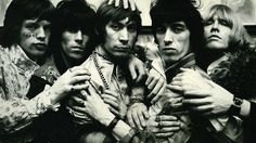 Intimate photos of The Rolling Stones show Jagger and Richards at Stonehenge and Joshua Tree