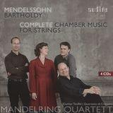 Mendelssohn Bartholdy: Complete Chamber Music for Strings [CD]