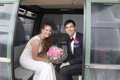 Get some alone time together to bask in your newly married bliss as you slowly descend in the gondola cabin together. Vow Renewal Ceremony, Mountain Weddings, Newly Married, Rehearsal Dinners, Vows, Special Events, Bliss, Destination Wedding, Reception