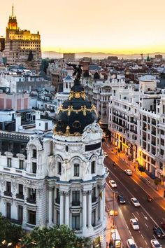 It's a 10 minute walk to Madrid's main shopping hub, Gran Vía. #Jetsetter Gran Melia Fenix (Madrid, Spain)