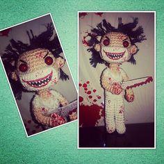 Dra. ZombiePsycho #desayunoconganchillos