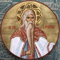 Byzantine Icons, Old Testament, Orthodox Icons, Fresco, Saints, Religion, Christian, Illustration, Fictional Characters