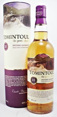 Tomintoul Scotch Whisky 10 year old 40% 70cl Was £29.99 on offer at £26.99 plus P