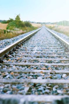 Railroad Tracks, My Photos, Roads, Road Routes