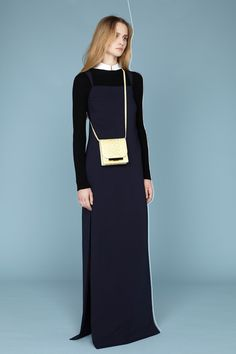 Stunning in its fabulous simplicity. The Row Resort 2014 Collection