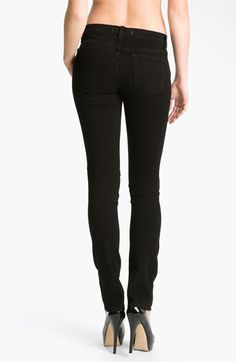 J Brand 'Pencil Leg' Stretch Jeans (Shadow) available at #Nordstrom