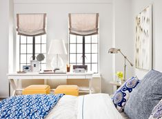 Central Park West - Bedroom