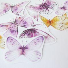 『蝴蝶』貼紙組
