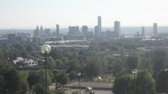 Looking at Liverpool from Everton Park, July 9 2013
