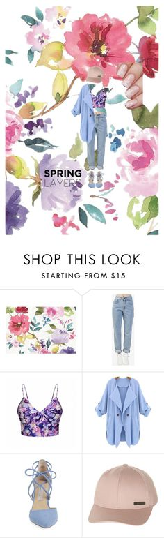 """""""spring coat"""" by chelsy-rivera ❤ liked on Polyvore featuring The Ragged Priest, Ally Fashion, Kristin Cavallari and Billabong"""