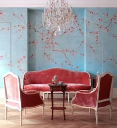 de Gournay: Showrooms | Moscow - we can do that!