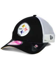 New Era Women's Pittsburgh Steelers Draft 9FORTY Cap