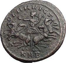 PROBUS 280AD Serdica mint Ancient Roman Coin SOL Sun Cult Horse Quadriga i54877 https://trustedmedievalcoins.wordpress.com/2016/03/09/probus-280ad-serdica-mint-ancient-roman-coin-sol-sun-cult-horse-quadriga-i54877/