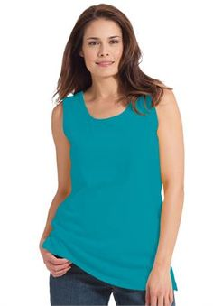 Woman Within®  Perfect Tank Top$9-14