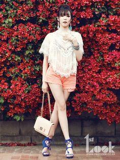 Tiffany (SNSD) - Photoshoot 1st Look Mai 2013 (4)