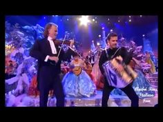 """Best of André Rieu waltzing with 'Queen Elizabeth"""" - YouTube"""