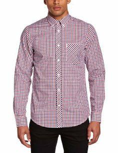 Ben Sherman Men's House Mod Regular Fit Long Sleeve Casual Shirt Ben Sherman, SMALL, http://www.amazon.co.uk/dp/B00GKKQT4U/ref=cm_sw_r_pi_dp_rF7ztb03P2M2V