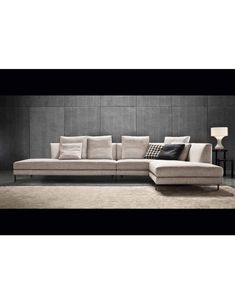 How To Use A Living Room Sofa For Maximum Space Utilization? Navy Sofa, Sofa Design, Interior Design, Modern Sofa, Living Room Sofa, Sofa Set, Outdoor Furniture, Outdoor Decor, Couch