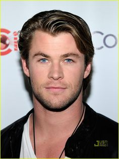 Chris Hemsworth-- So much hotter then Liam honestly.