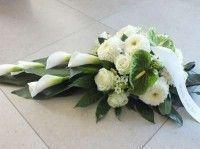 Imagem relacionada - #imagem #relacionada - #imagem #relacionada - #imagem #relacionada Funeral Floral Arrangements, Church Flower Arrangements, Artificial Flower Arrangements, Artificial Flowers, Grave Flowers, Cemetery Flowers, Funeral Flowers, Deco Floral, Arte Floral