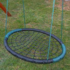 <strong>Swing-n-Slide</strong> Monster Web Swing
