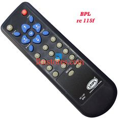 Buy remote suitable for BPL Tv Model: RC 115F at lowest price at LKNstores.com. Online's Prestigious buyers store.