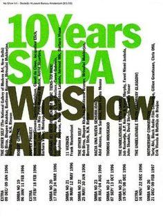 We Show Art: 10 Years SMBA — Mevis en Van Deursen