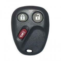Professional Car Style Replacement Keyless Entry Car Remote Control 3 Button Key Fob Clicker Case Shell Cover for GMC/Chevrolet 2007 Chevrolet Tahoe, Chevrolet Silverado, Silverado 1500, Chevrolet Astro, Chevrolet Malibu, Key Fob Replacement, Derby, Car Key Fob, Chevrolet Trailblazer