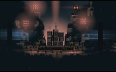 Steam Community :: Screenshot :: Superbrothers: Sword & Sworcery EP   Did you ever notice that sometimes words just sound like noise but other times noise makes the prettiest sound? #sworcery