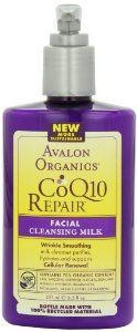 Avalon Organics Repair Facial Cleansing Milk, Ounce (Pack of Milk Cleanser, Face Cleanser, Cleansing Milk, Facial Cleansing, Avalon Organics, Organic Facial, Best Face Products, Beauty Products, Lip Care