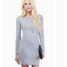 Jersey Me Dress Never Worn , still in Package . Tobi Dresses