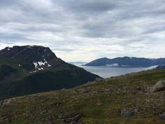 Sørøya i det fjerne... Vakre Loppa kommune